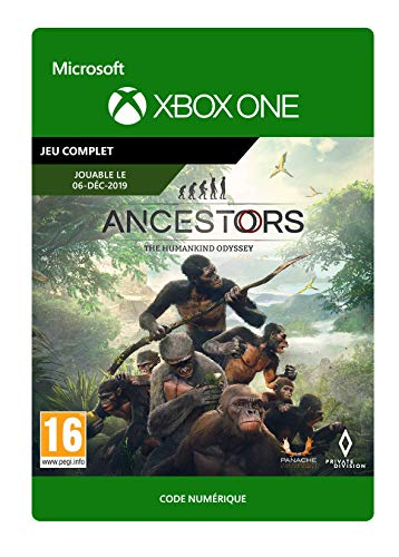 Ancestors: The Humankind Odyssey (Pre-Purchase / Launch Day) Standard | Xbox One – Code jeu à télécharger