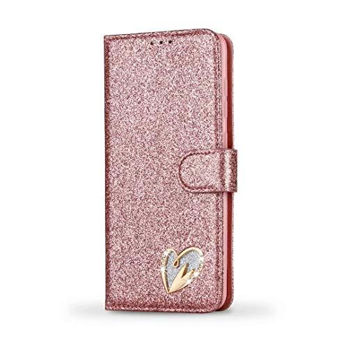 Fodral till Samsung Galaxy A20e plånboksfodral PU-läder med kortspår plånbok hopfällbart stativ magnetiskt repsäkert skyddande skyddande flip fodral telefonskydd för Samsung Galaxy A20e