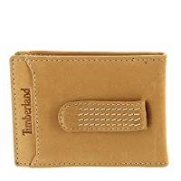 Brand: Timberland wallets male Model: D61243/04 Materiale: 100% pelle Vera pelle Color: Wheat Brown Portafogli
