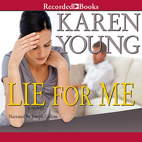 Lie for Me audiobook cover art