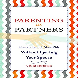 Parenting as Partners audiobook cover art