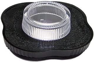Waring 4315 Blender Clover Leaf Cover for Glass Jar, Black