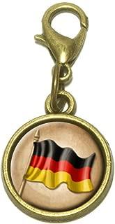 vintage german charm bracelet