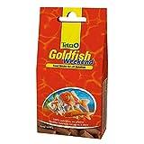 Tetra Goldfish Weekend Fish Food, Cibo per pesce completo per tutti i pesci rossi, 10 bastoncini