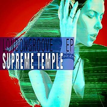 Supreme Temple - EP