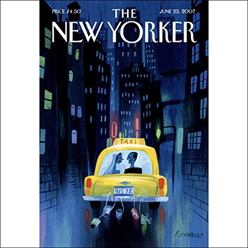 Couverture de The New Yorker (June 25, 2007)