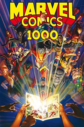 Marvel Comics 1000: Capa Dura