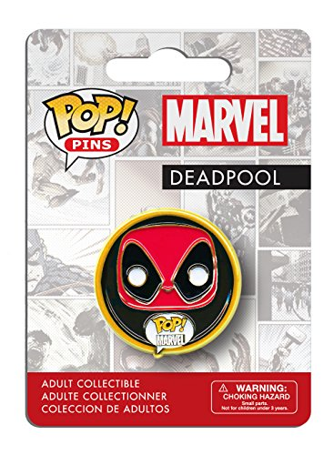 Funko - POP Pins - Marvel - Deadpool