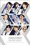 【初回生産分】 Snow Man ASIA TOUR 2D.2D. (Blu-ray2枚組)(通常盤Blu-ray)(スリーブケース+トールケース仕様 ライブ用銀テープ封入)