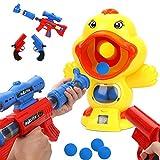 Kinder Schießspielzeug Entenmaul Weichschaum Ball Aerodynamische Weiche Kugel Spielzeugpistolen...