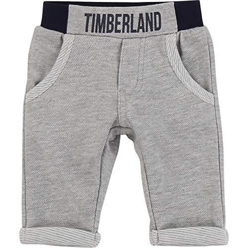 Timberland Pantalon biface chiné et rayé Bebe Couche Unique 9MOIS
