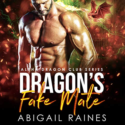 Dragon's Fake Mate cover art
