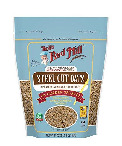 Bob#039s Red Mill Steel Cut Oats 24 Oz