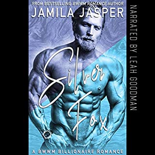 Silver Fox: A BWWM Billionaire Romance audiobook cover art