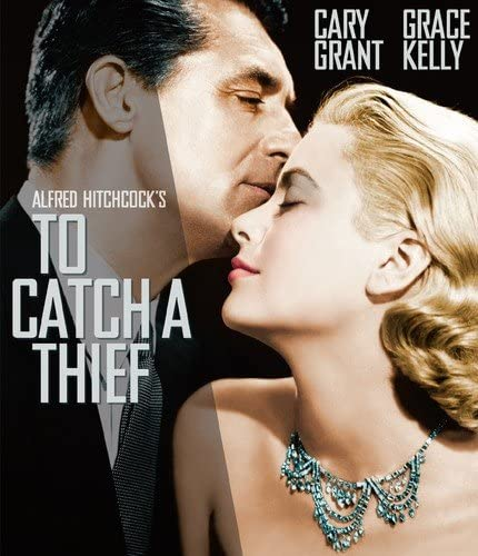 To Catch a Thief Blu ray product image