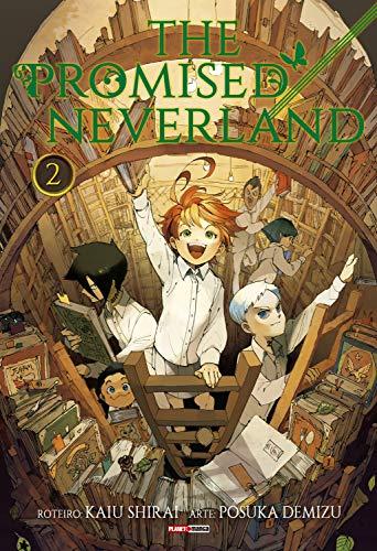Promised Neverland - vol. 2 (Promissed Neverland)