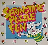 Springtime Puzzle Fun