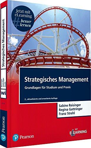 Strategisches Management. Mit eLearning-Zugang