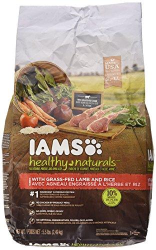 Iams Healthy Naturals Adult Dry Dog Food