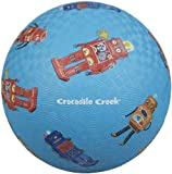 Crocodile Creek 7' Playball - Robots allover