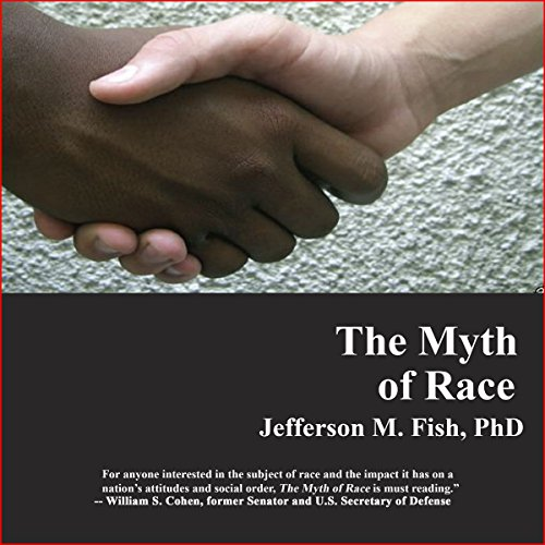 The Myth of Race cover art