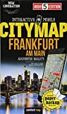 Interactive Mobile CITYMAP Frankfurt: Stadtplan Frankfurt 1:16 000 (High 5 Edition CITYMAP Collection) - High 5 Edition AG