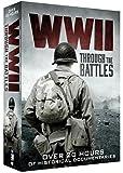 world war 2 documentary dvd - WWII - Through the Battles