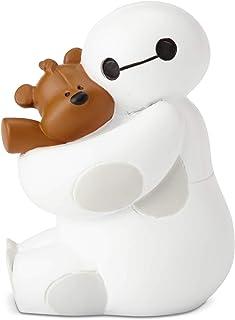 Enesco Disney Showcase Collection Big Hero Six Baymax Teddy - Figura decorativa (6,35 cm), color blanco