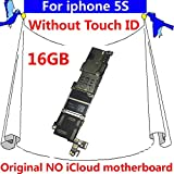 Generic workingIOS System Motherboard Without Touch ID for iPhone 5S 16g Logic Board Unlocked mainboard for iPhone 5 S