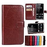 F&a® Flip Brieftasche Hülle für Oukitel K10000 Pro (Muster 8)
