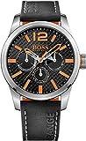 Hugo Boss Orange Reloj  de pulsera analógico  para Hombre, 1513228, Negro
