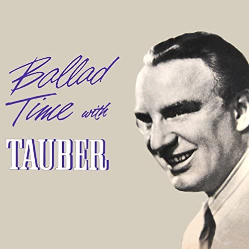 Richard Tauber feat. Orchestral Accompaniment