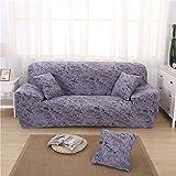 ASCV Universal Stretch Sofabezug für Wohnzimmer Stretch Sofabezug Sesselbezug Möbelbezug Stretch Dekoration A2 2 Sitzer