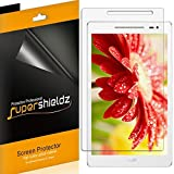 Supershieldz (3 Pack) for Asus ZenPad 8 (Z380M) Screen Protector, High Definition Clear Shield (PET)