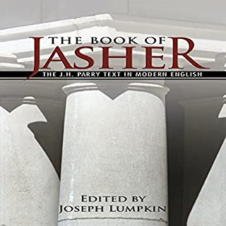 The Book of Jasher cover art