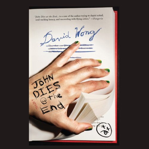 John Dies at the End audiobook cover art