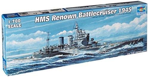 Trumpeter 05765 HMS Renown 1945 - Barco a escala [Importado de Alemania] , color/modelo surtido