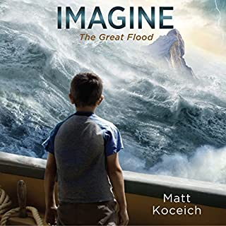 Imagine...The Great Flood cover art