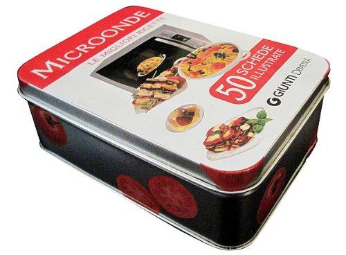 Microonde. 50 schede di ricette illustrate