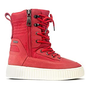 PAJAR Canada Corval Winter Boot Red Size: 38