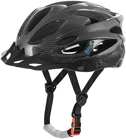 AGH Adult Bike Helmet Mountain Bike Bicycle Helmets for Women Men Adult Helmet with Detachable product image