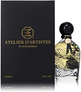 ALEXANDRE J. ATELIER D'Artistes E1 Eau de Perfume For Unisex, 100 ml