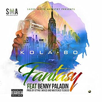 Fantasy (feat. Benny Paladin)
