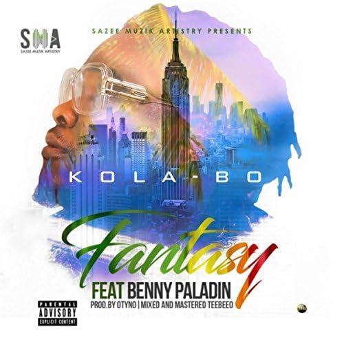 Kola-Bo feat. Benny Paladin