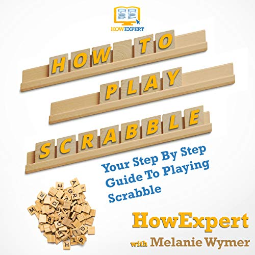 How to Play Scrabble audiobook cover art
