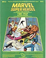 Time Trap (Marvel Super Heroes module MH2) 0880381272 Book Cover