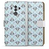 DeinDesign Étui Compatible avec Huawei Mate 10 Pro Étui Folio Étui magnétique Minnie Mouse...