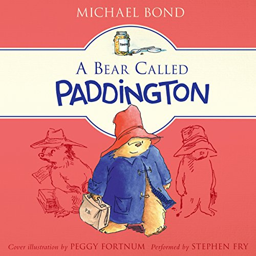 A Bear Called Paddington  By  cover art