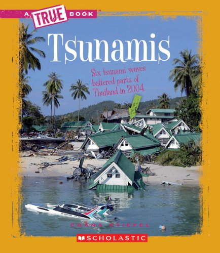 Compare Textbook Prices for Tsunamis A True Book: Earth Science Illustrated Edition ISBN 9780531213537 by Stiefel, Chana