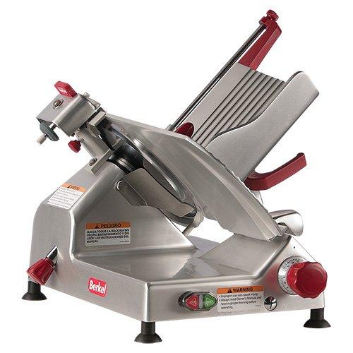 Berkel Manual Gravity Feed Slicer - 12 Blade - Meat Slicers - 827A